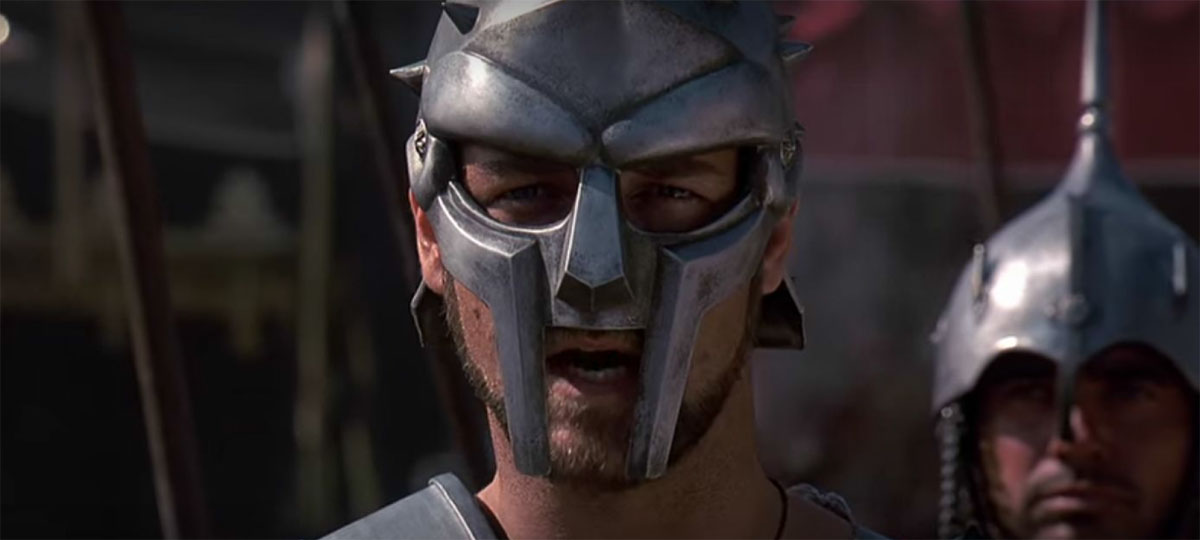 6 lessons learned for business and business of software from the 'Gladiator' movie